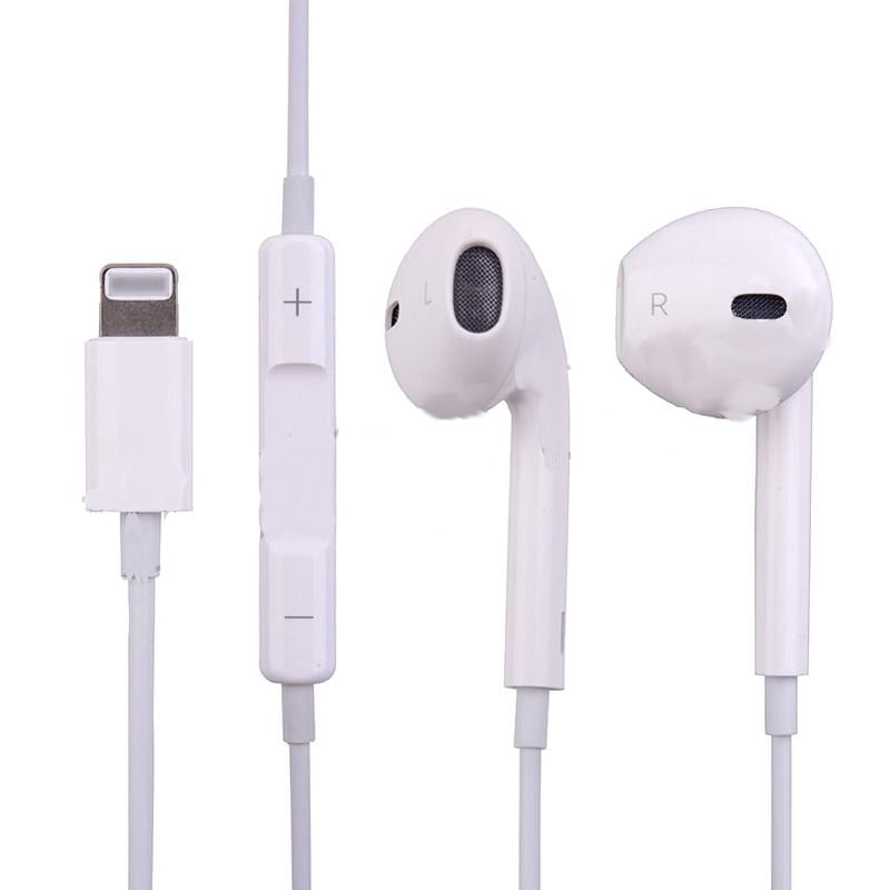 Buy Wired Headphone For Iphone Xs Max Xs Xr X 8 Plus 8 7 Plus 7 Generic White
